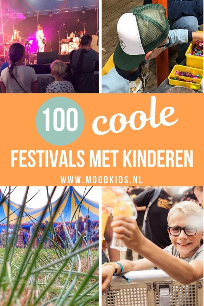 Daar is ie weer! Ons jaarlijkse overzicht met de leukste festivals met kinderen. Inmiddels alweer voor de 5e keer en met >100 toffe festivals met het gezin.