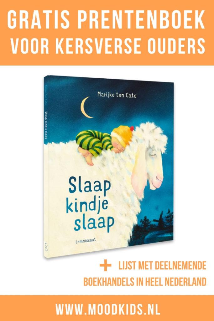 Is er bij jou net een baby geboren? Haal dan dit gratis prentenboek voor je baby. Met alle deelnemende boekhandels in heel Nederland.