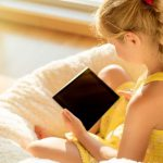 Hoeveel beeldschermtijd krijgen de kinderen?