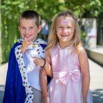 Een dag prins of prinses tijdens de Prinsen- en Prinsessendagen 2020