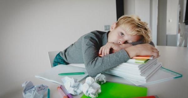 huiswerkstress, stress school, eigen verantwoordelijkheid
