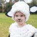 Schaap kostuum om zelf te maken voor carnaval