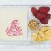 Verras je kind met een Valentijns lunch